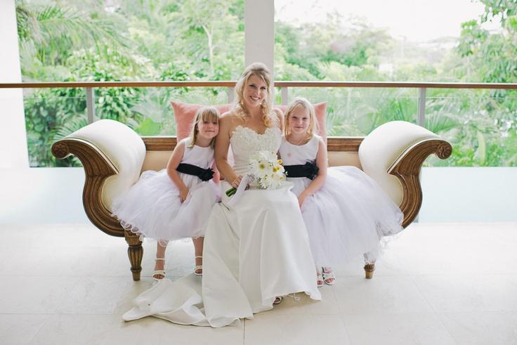 kelly & travis, a sunshine beach, noosa wedding