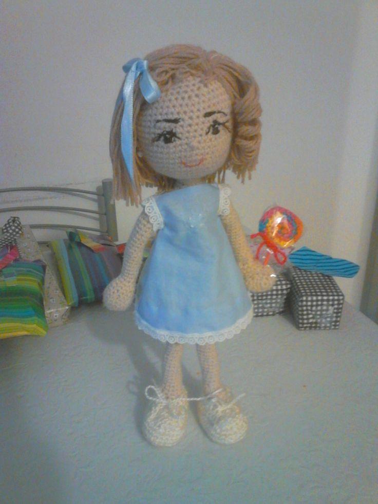 Amigurumi muñecas. Crochet