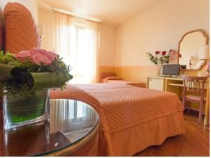 19 Jan - 21 Jan Hotel Aurora. Florence 3 rooms ( triple 2 x quad) 2 nights $955 opposite train station breakfast included. Reviews good.