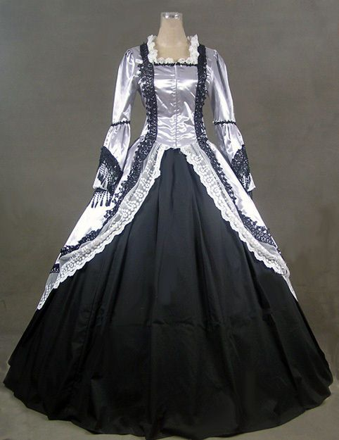 18th Century Women's Ball Gowns new.complete-costumes.co.uk