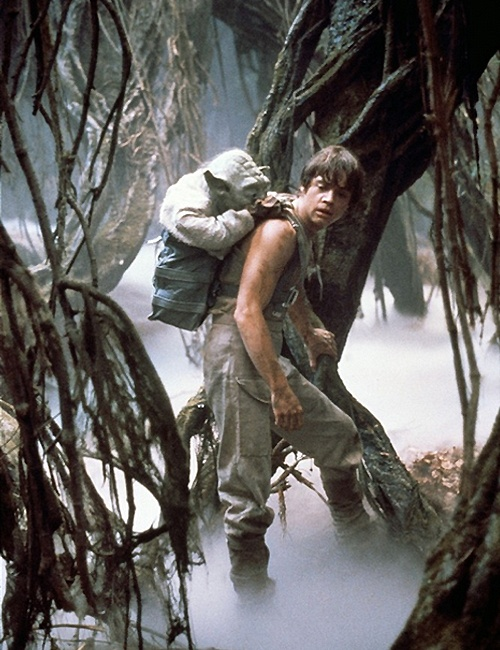 The Empire Strikes Back - Mark Hamill