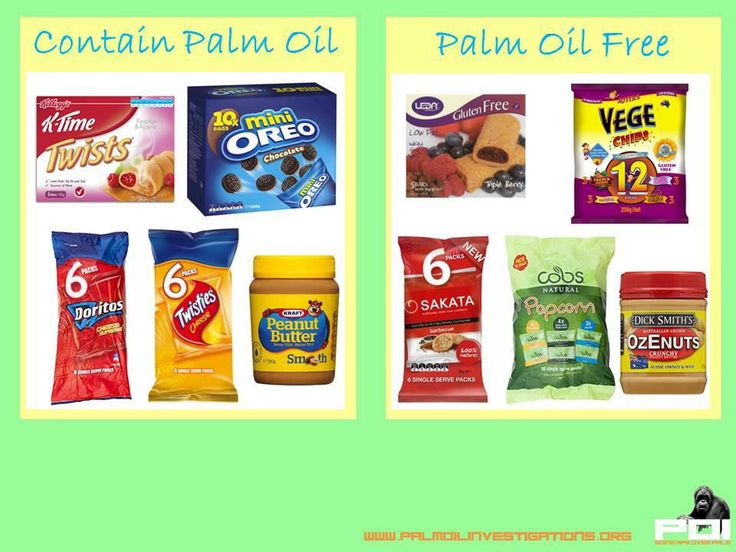 palm oil snacks snack food butter trees recipes bars