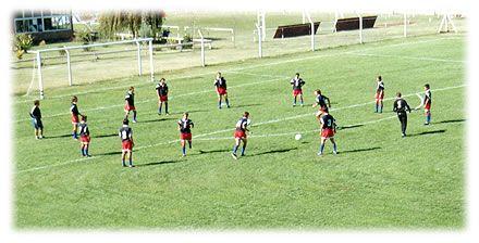 Ejercicios de Fútbol - Entrenamiento - Club Deportivo Mac Allister