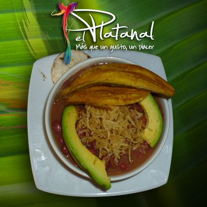 fríjoles, comida, paisa, restaurantes, Medellín, Sabaneta, Urabá, Apartadó  http://www.restauranteelplatanal.com/
