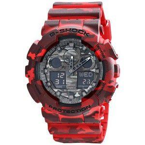 Pánské hodinky Casio GA-100CM-4A