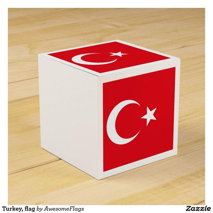 Turkey, flag