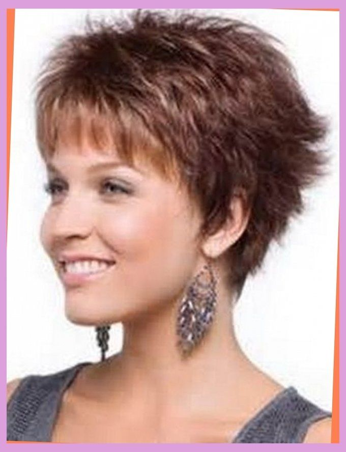 short shag hairstyles for women over 50 | hairstyle layered hair pertaining to short shag cut The Most Stylish Along with Attractive short shag cut Intended for Found beauty