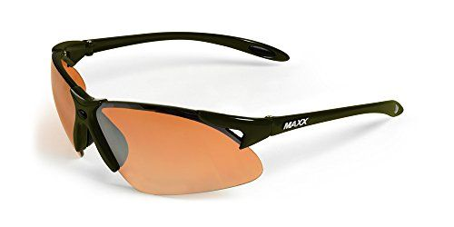 2017 Maxx Sunglasses TR90 Maxx 2 HD Green Amber Lens *** To view further for this item, visit the image link.