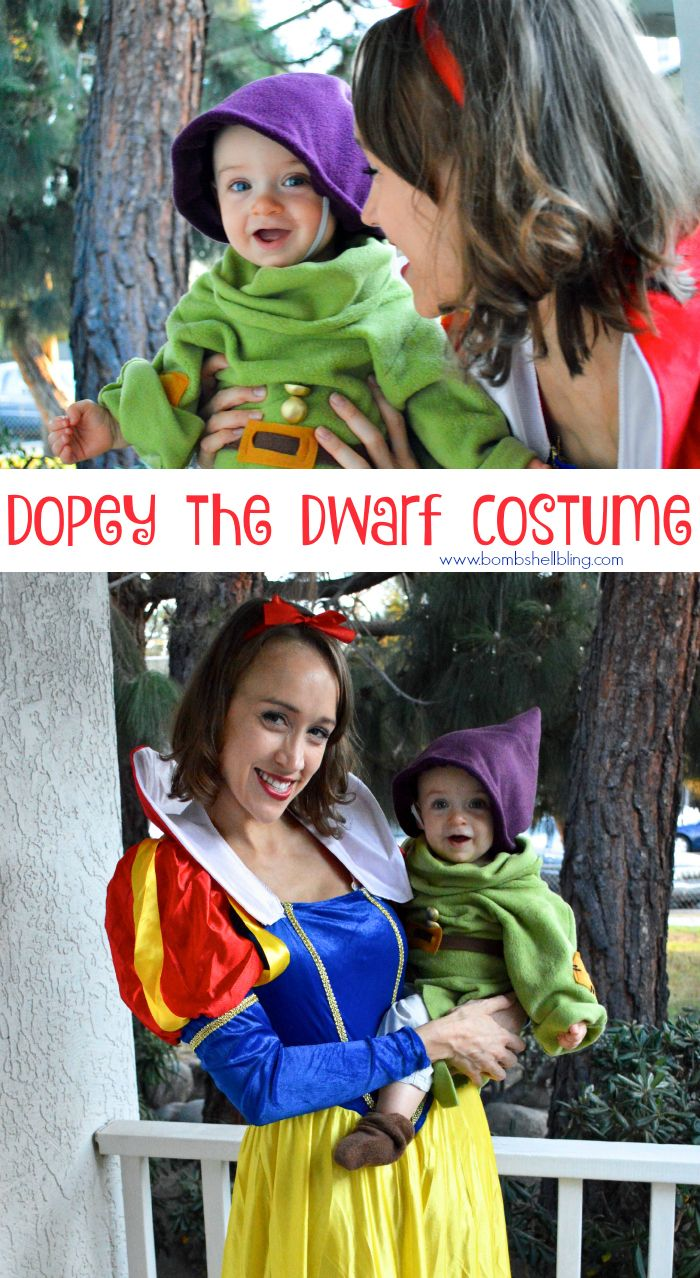 Dopey the Dwarf Costume Tutorial