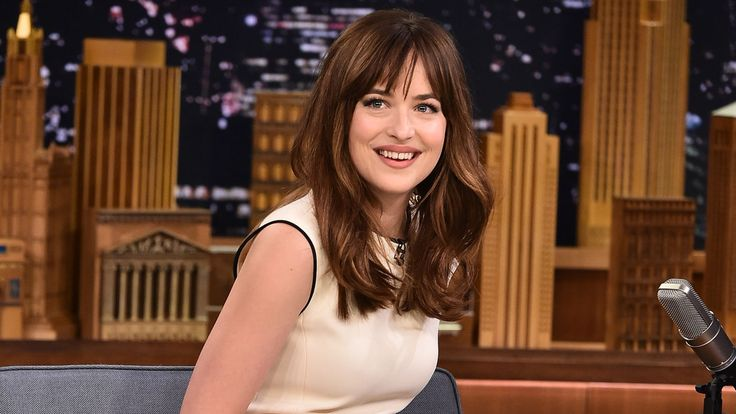 Come for Christian, stay for Ana. 7 reasons you'll fall in love with Dakota Johnson in 'Fifty Shades of Grey'