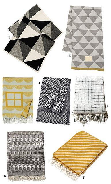 Blankets to keep you warm this Winter | AMM blog #Nordic #Scandinavian