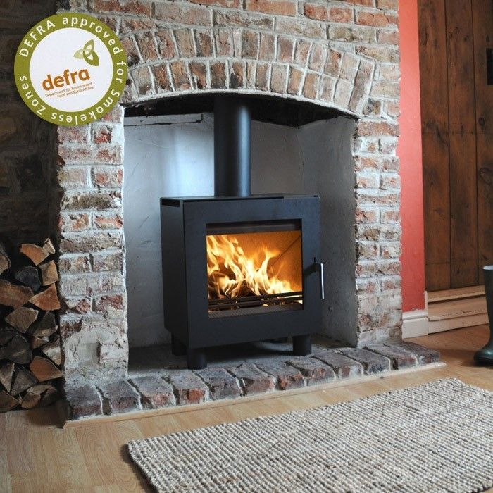 where to put free standing wood burning stove | Westfire Uniq 23 Wood Burning Stove - Stoves Are Us