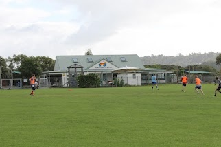 Childcare Centre and Local Council playing fields