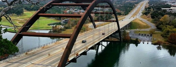 360 Bridge (Pennybacker Bridge) is one of The 15 Best Places with Scenic Views in Austin.