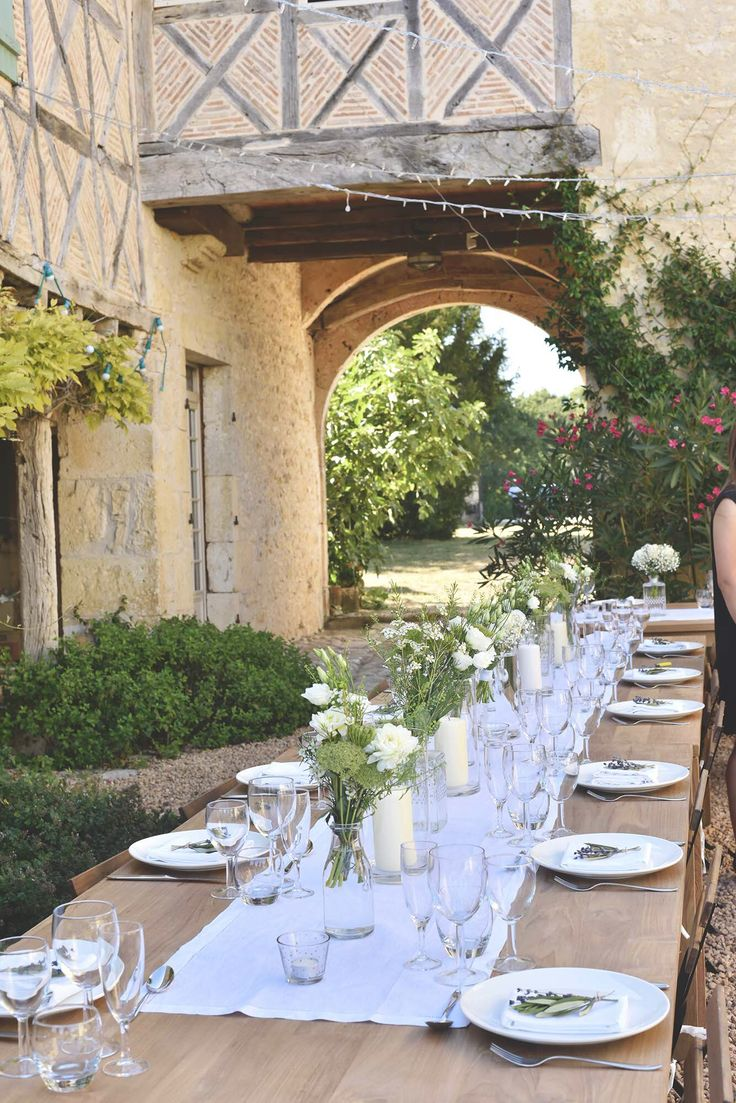 South west of France wedding styling - planning and photography by www.awardweddings.fr