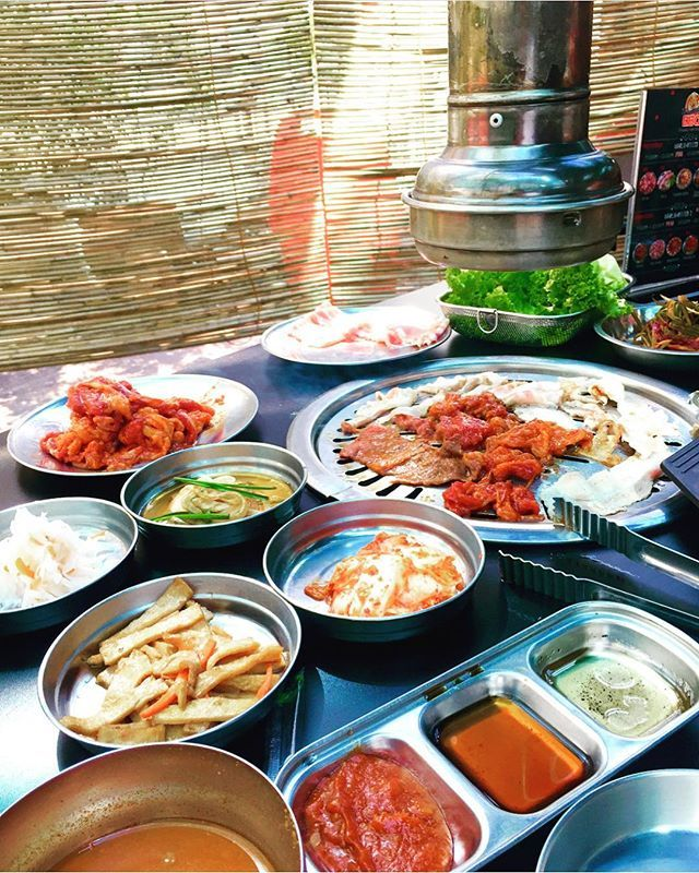 Now Open Samgyupsalamat Pasay Offering Unlimited Korean Bbq As Well Noodles And Bibimbap Paogalivo Booky View Its Exact Location On Our