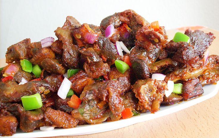 chicken gizzard recipes | Gizdodo recipe,Nigerian Gizdodo recipe,dodo gizzards, Gizzards and ...