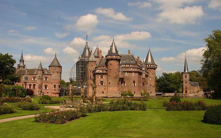 Castle de Haar - Frontview