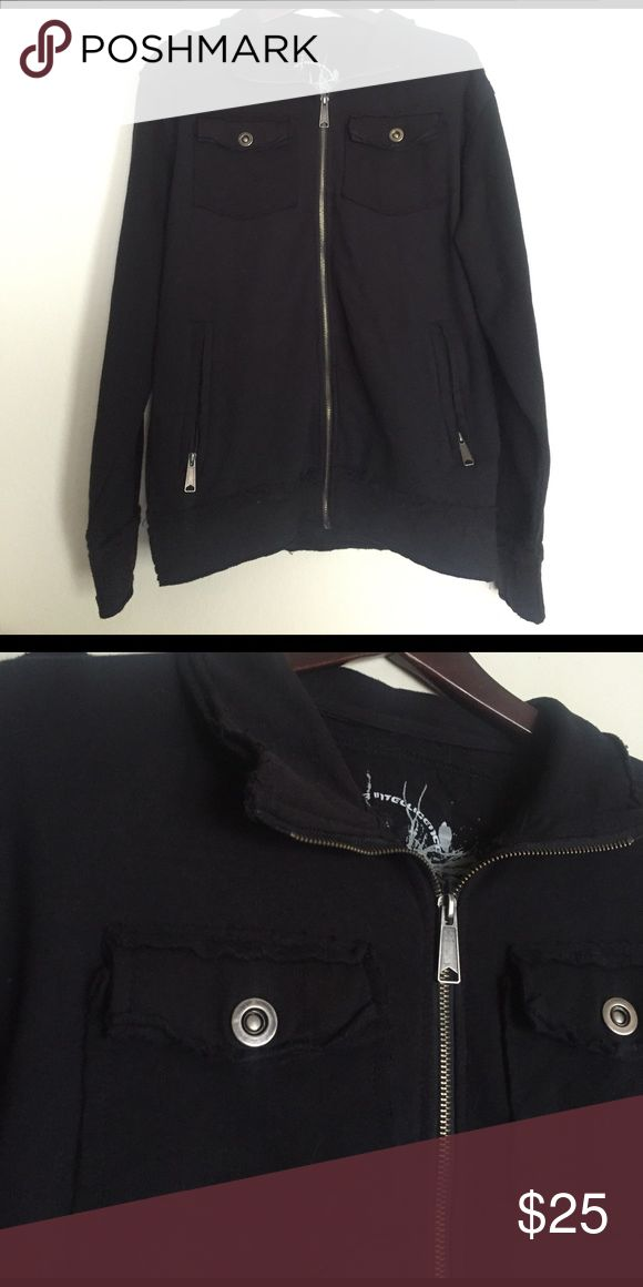 Men's military style jacket! Excellent condition! Super cool,edgy jacket! This was was my brother's and I don't think he wore it more than maybe once or twice!:) Counter Intelligence  Jackets & Coats Military & Field