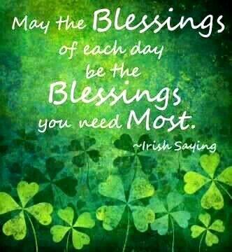 Irish ~