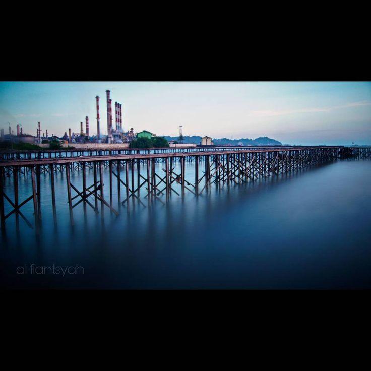 See you the morning... ________________________ Lok: kampung atas air Balikpapan. ________________________ #balikpapan #balikpapanku #inibalikpapanbosku #anakmudabpp #ig_color #sunrise #sea #sky #photography #photoshoot #photobooth #instafame #instagram #landscape #landscapephotography #landscaper #tv #mood #moody #movie #awesome_earthpix #longexposure #longexposurephotography #photooftheday #cinematic #discovery #cameraindonesia  #cameraindonesia_borneo
