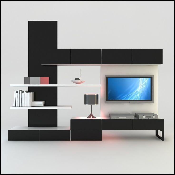 32 best LCD TV Cabinets Design images on Pinterest Living room - living room tv