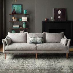 West Elm Antwerp Sofa (226 cm)