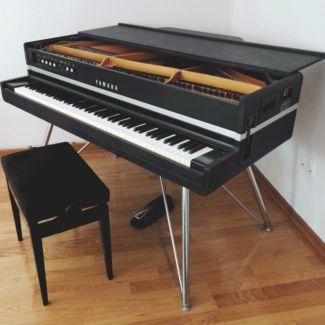 Unique  eBay Kleinanzeigen RARIT T Yamaha CP Halbakustischer Fl gel Piano in Bochum Bochum
