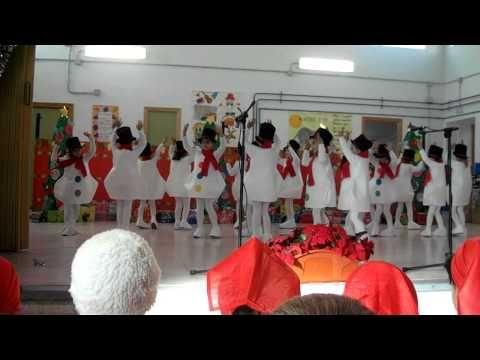 FESTIVAL LUNA 2011 (EL MUÑECO DE NIEVE) - YouTube