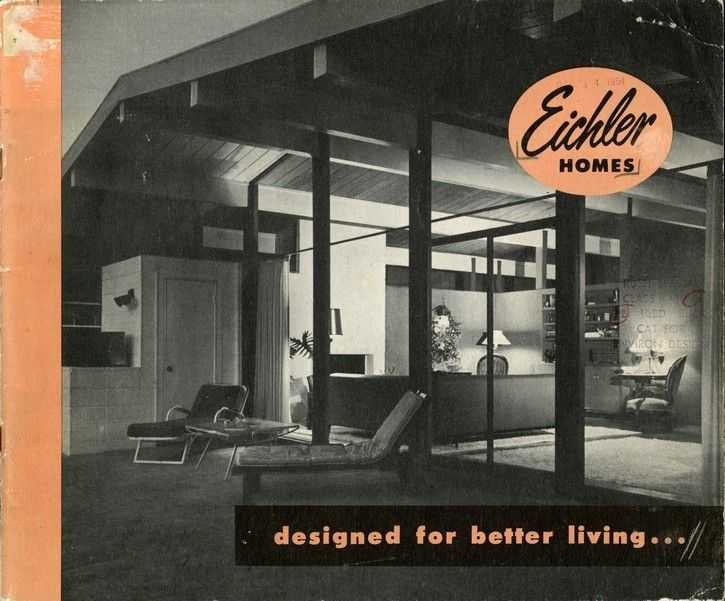 31 best Eichler images on Pinterest | Enamels, Bean bag chair and Cord