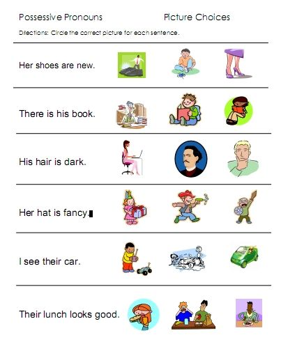 a variety or work sheets for opposites, pronouns, prepositions, quantity, etc