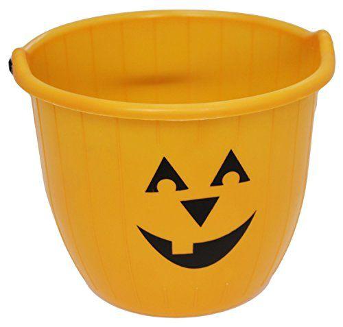 Haunted House Large Halloween Candy Bucket - Pumpkin Face... https://www.amazon.co.uk/dp/B015ZO9QPK/ref=cm_sw_r_pi_dp_x_mskbybYSSXJEW