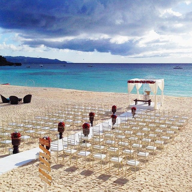 Let Us Take Care Of All The Details To Make Your Dream Beachwedding Come True You Have Do Is Select Guests Beach Weddings Say I