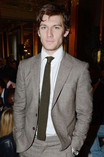 New crush alert! We'd love Alex Pettyfer to play Christian Grey in 50 Shades Of Grey...