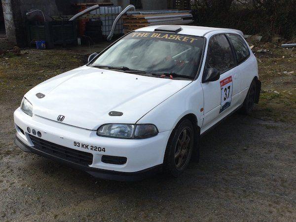 Honda Civic Eg6 For Sale In Kerry On Honda Civic Rally