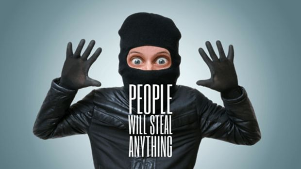 People Will Steal Anything Lee Ying