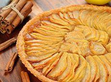 Tarte+aux+pommes ++    cuisineregionale.fr+de+vraies+recettes+réalisées+par+de+vrais+internautes