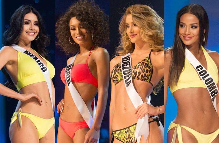Hoy será la  edición 65 de Miss Universo, en las que las latinas darán lo mejor de ellas.
