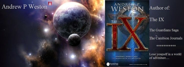 Andrew P. Weston: Are You Supporting the IX?Keep the IX where it be...