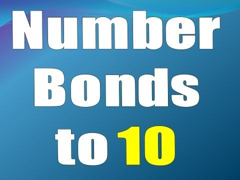 I Know My Number Bonds 10 | Number Bonds to 10 | Addition ...