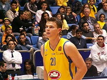 Kirk Samuel Penney is a New Zealand professional basketball player currently playing for Baloncesto Fuenlabrada from the Spanish ACB. Kirk was a international student on the UW Men's Basket Ball team 1999-2003