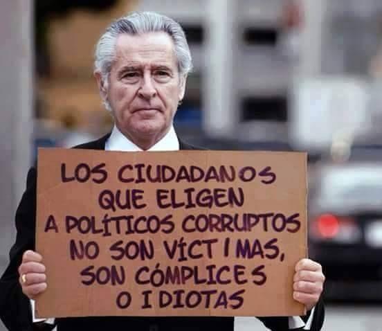 Resultado de imagen de Políticos corruptos