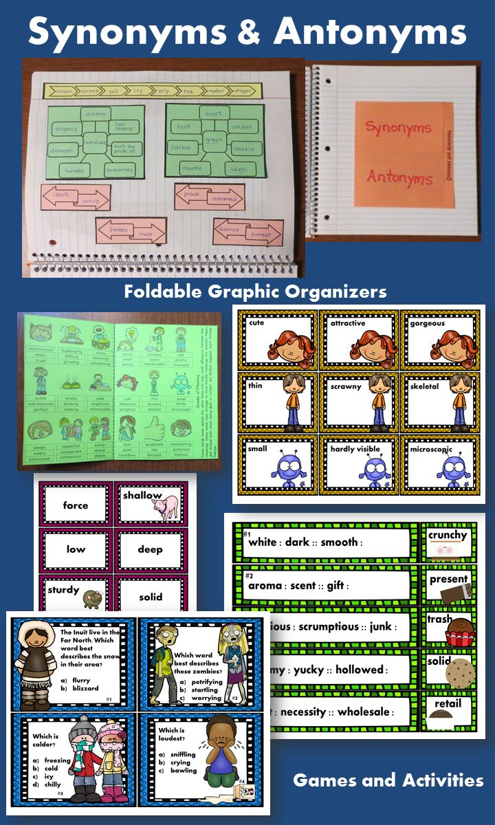 Worksheet Contain Antonym worksheet contain antonym mikyu free 1000 images about vocabulary on pinterest graphic organizers synonyms and antonyms contains printable