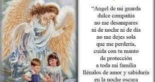 Descubre tu ángel de la guarda, o ángel guardián para poder invocarle pidiendo protección.