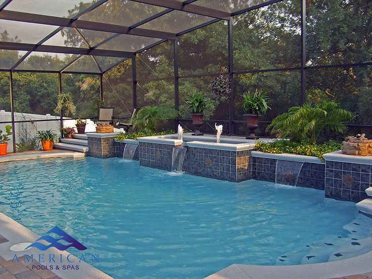 Swimming Pool Screening : Vero beach swimming pool enclosures screen