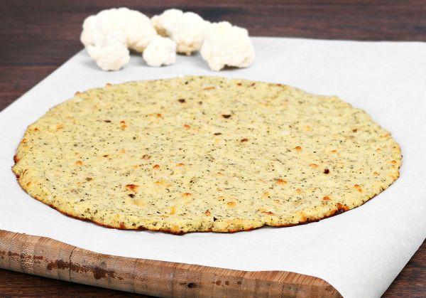Blat de pizza fără făină   Retete culinare - Romanesti si din Bucataria internationala