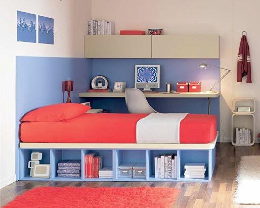 57 best Loft Beds images on Pinterest 3\/4 beds, Loft beds and - unisex bedroom ideas