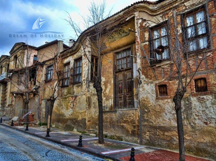 Tarihi Kırklareli Evleri
