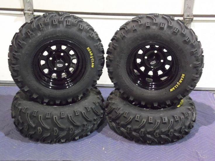 Itp Tires And Wheels Kits