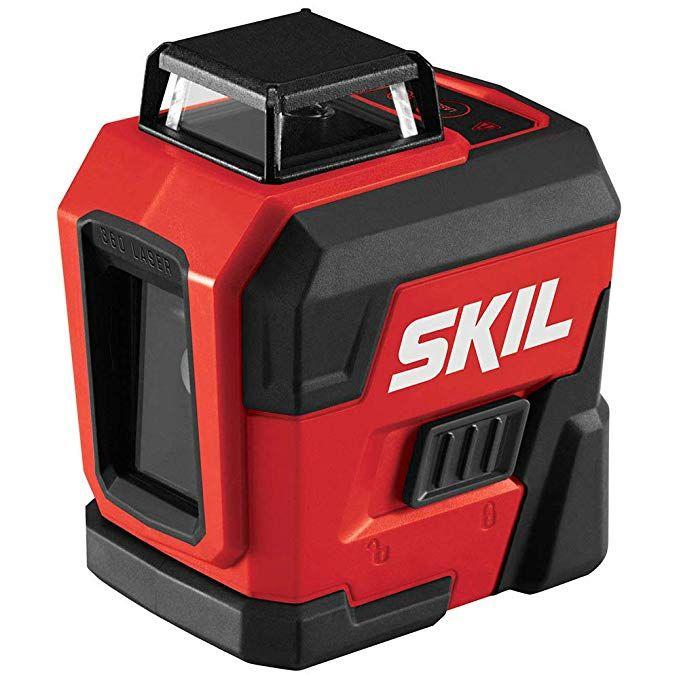 Skil Self Leveling 360 Degree Cross Line Laser Ll932201 Amazon Com Laser Levels Laser Skil